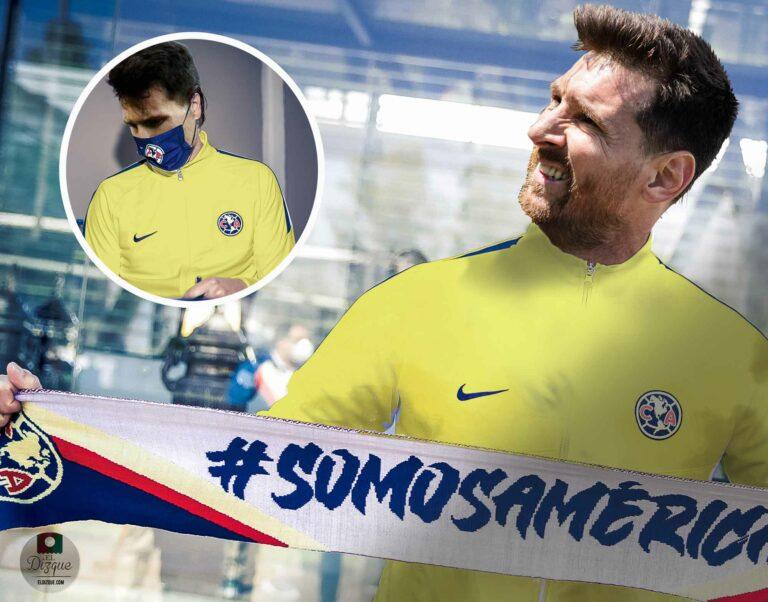 Lionel Messi América