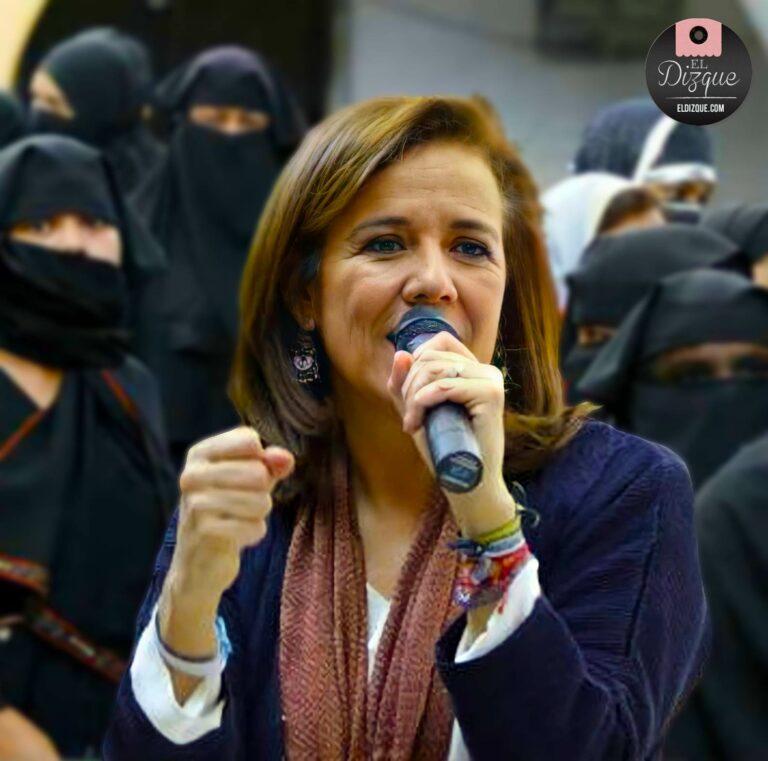 Margarita Zavala musulmanes