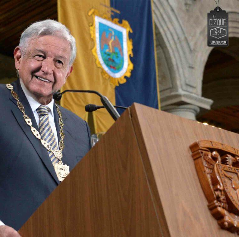 López Obrador será nombrado nuevo rector de la UNAM